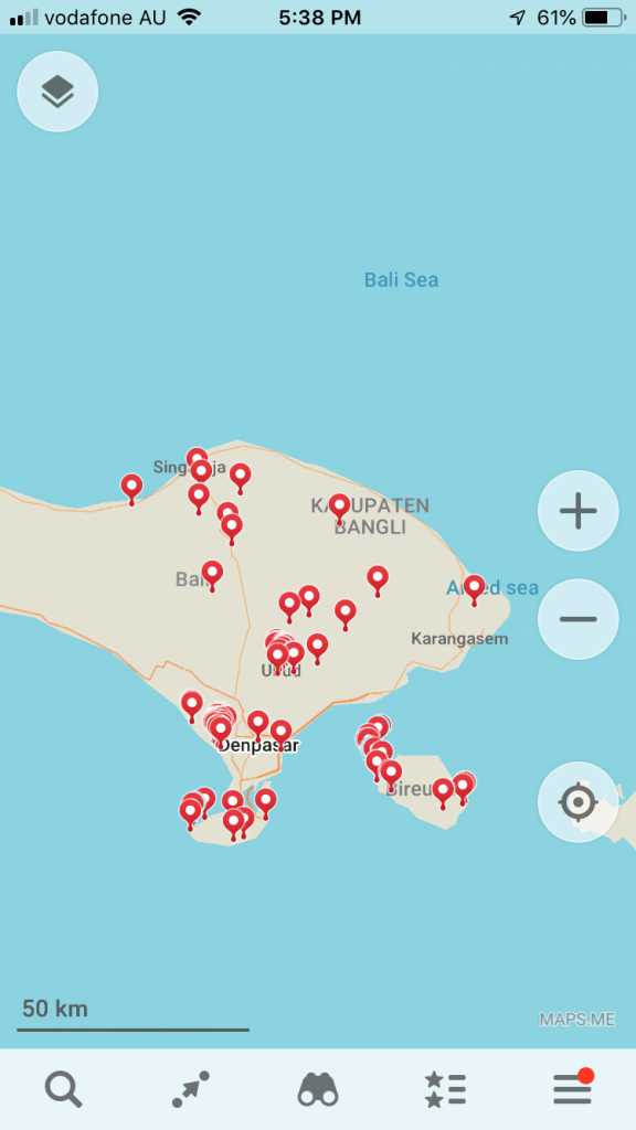 Perfect for planning your itinerary, therefore, one of the must-have travel apps