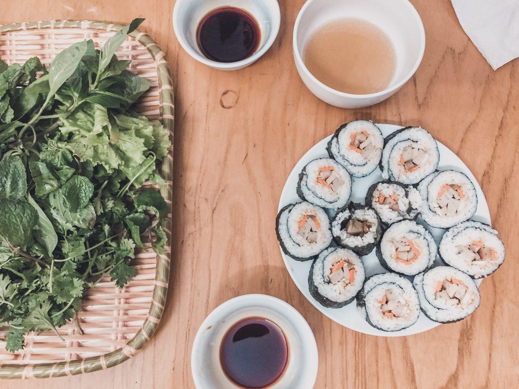 Vegan in Ha Giang