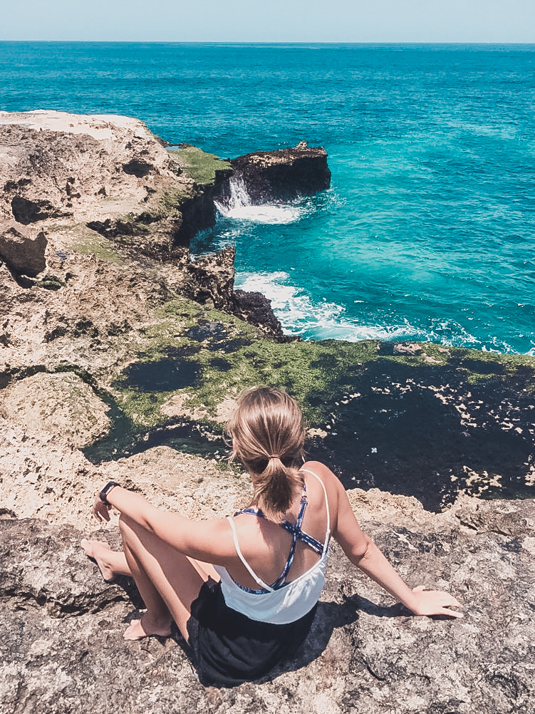 Nusa Lembongan can't be missed during your ten days of traveling Bali