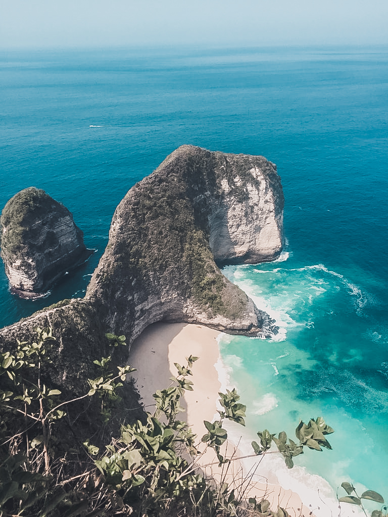 One of the most iconic places of my ten days of traveling Bali