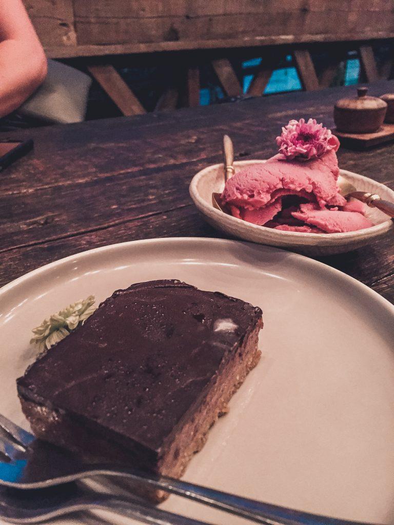 Best vegan dessert in Canggu