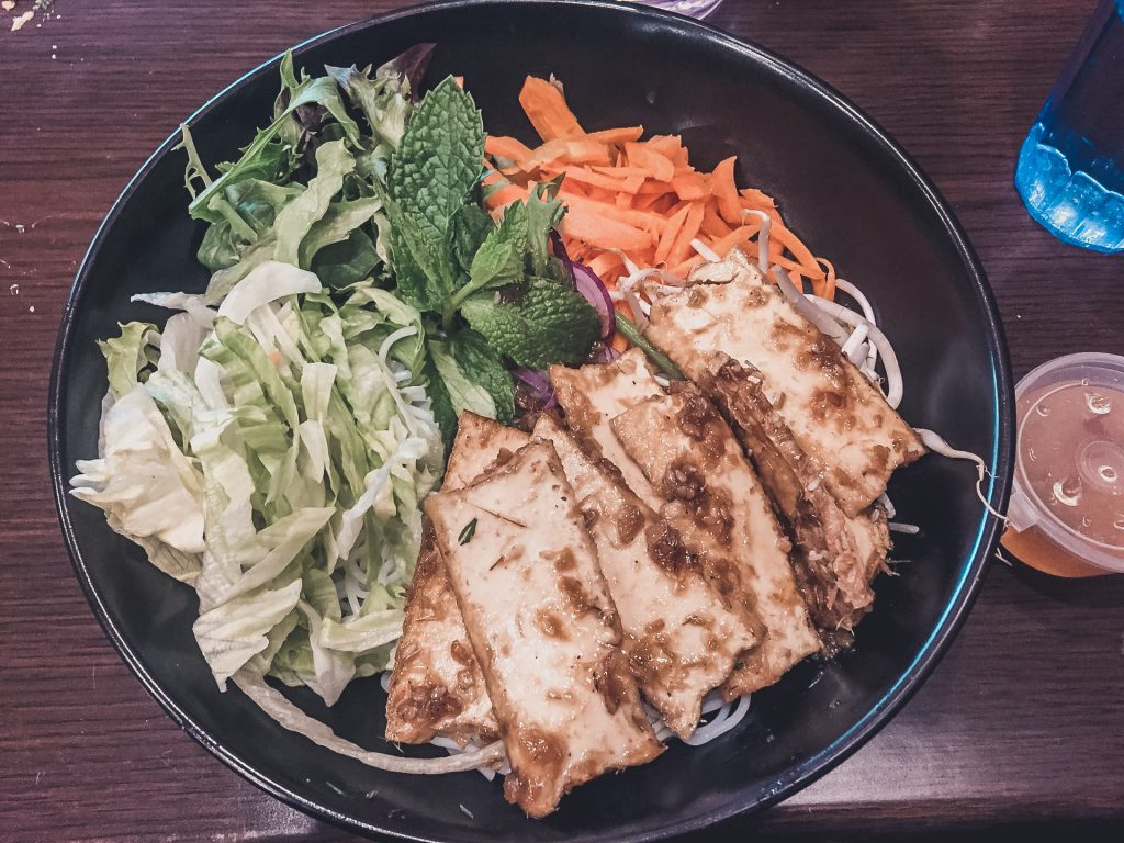 Vegan food in Hobart