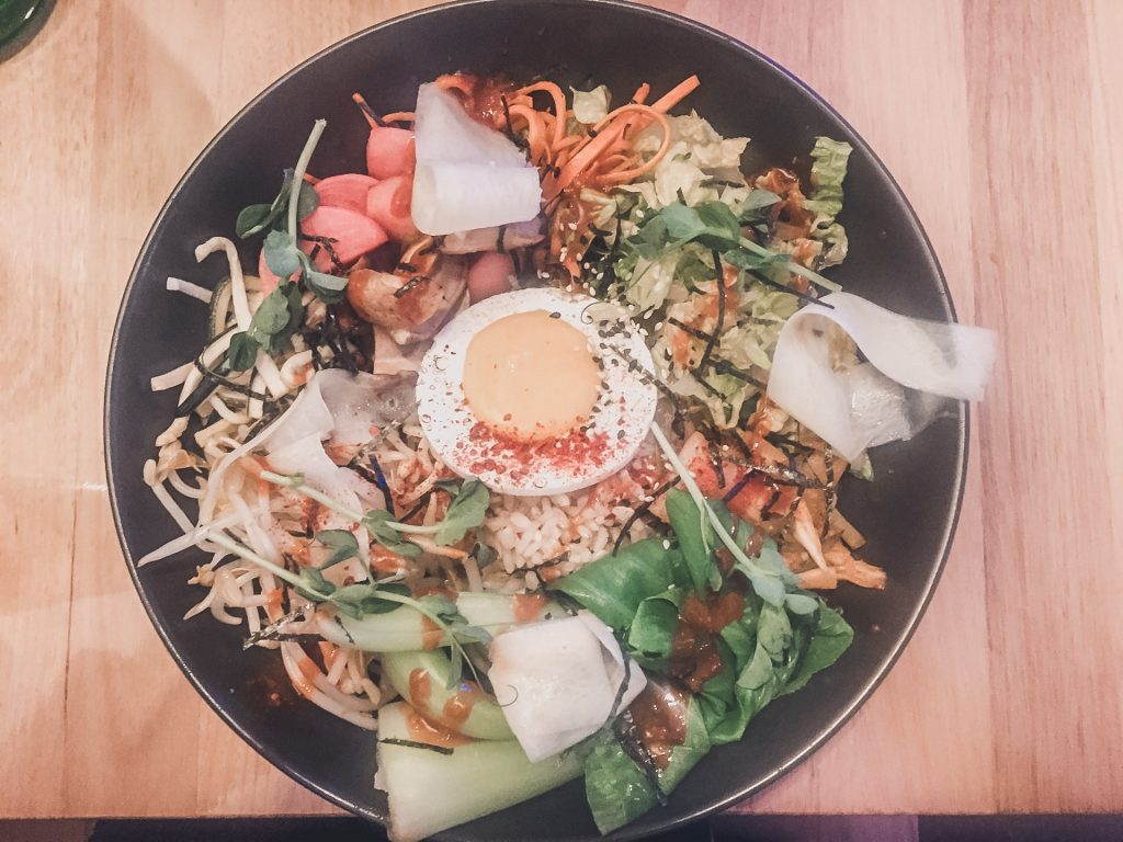 THE place to go for vegan food in Hobart