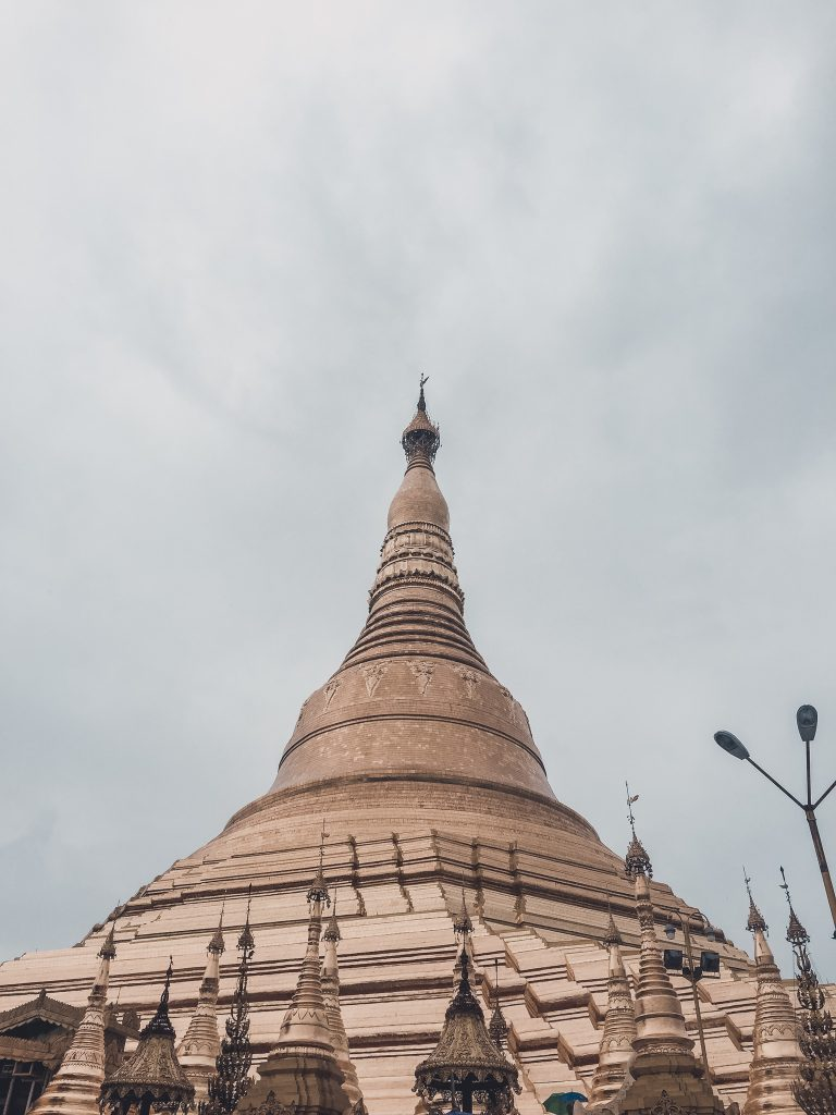 A must-see on any Myanmar itinerary
