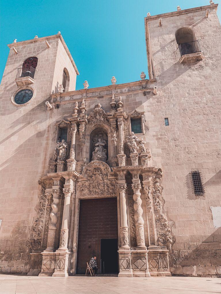 Visit Basilica de Santa Maria when in Alicante on a budget.
