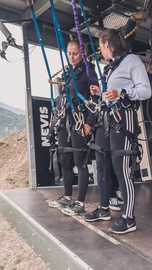 One of the best activities with Kiwi Experience in the adventure capital Queenstown
